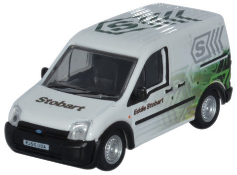 Oxford Diecast Ford Transit Connect Eddie Stobart