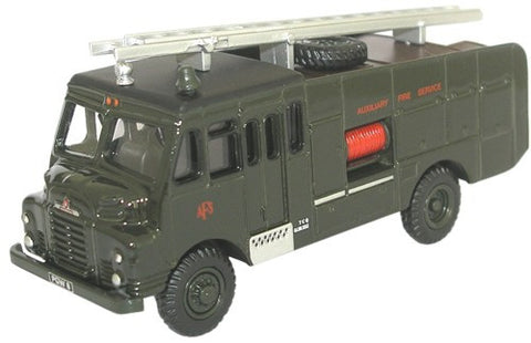 Oxford Diecast Original AFS Green Goddess - 1:76 Scale