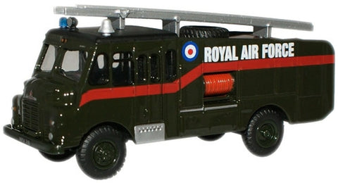 Oxford Diecast RAF Green Goddess - 1:76 Scale