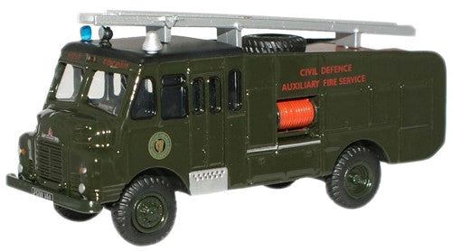 Oxford Diecast Irish Civil Defence Green Goddess - 1:76 Scale