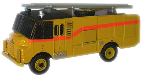 Oxford Diecast Northern Ireland Green Goddess - 1:76 Scale