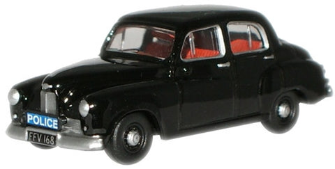 Oxford Diecast Blackpool Police Humber Hawk MkIV - 1:76 Scale