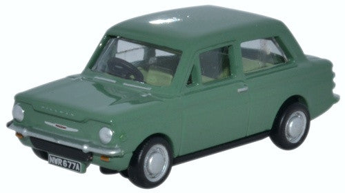 Oxford Diecast Hillman Imp Willow Green
