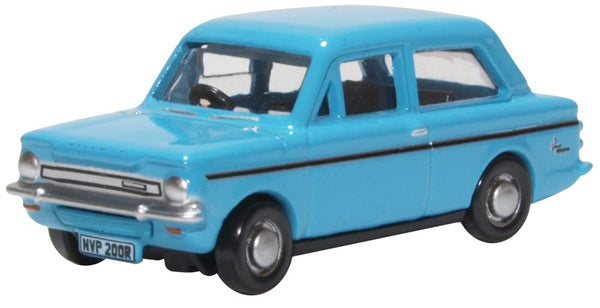 Oxford Diecast Hillman Imp Middle Blue 1:76 Scale