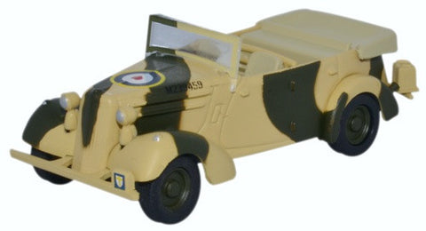 Oxford Diecast Humber Snipe Tourer Old Faithful General Montgomery Ita