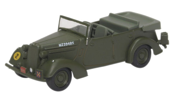 Oxford Diecast Humber Snipe Tourer Victory Car General Montgomery