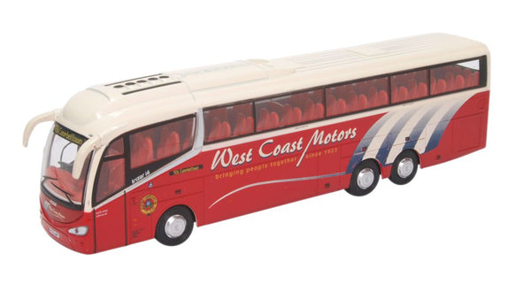 Oxford Diecast Irizar I6 West Coast Motors