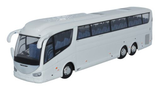 Oxford Diecast Irizar PB White - 1:76 Scale