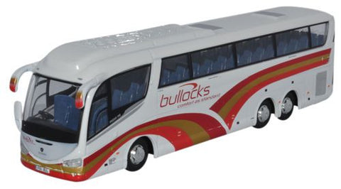 Oxford Diecast Irizar PB Bullocks - 1:76 Scale