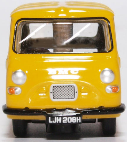 Oxford Diecast BMC J4 Van British Rail