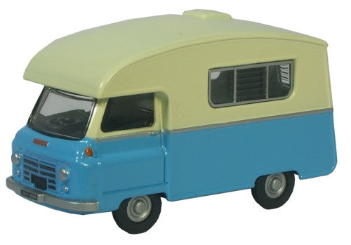 Oxford Diecast Paralanian J2 Blue/Cream - 1:76 Scale