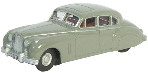 Oxford Diecast Jaguar MKVII Birch Grey - 1:76 Scale