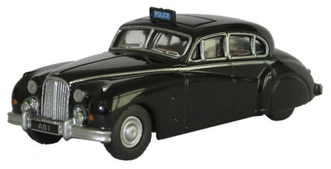 Oxford Diecast Jaguar MkVIIM Worcestershire Constabulary - 1:76 Scale