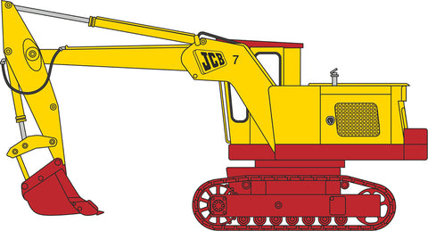 Oxford Diecast JCB 7