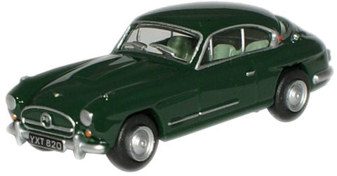 Oxford Diecast Carriage Green Jensen 541R - 1:76 Scale