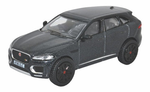 Oxford Diecast Jaguar F-Pace Ultimate Black