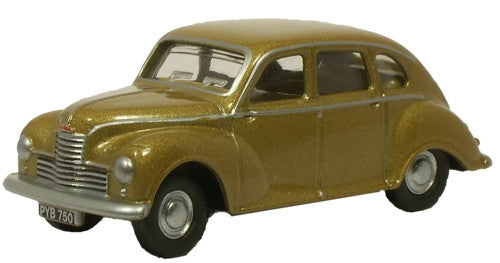 Oxford Diecast Jowett Javelin Sand Metallic - 1:76 Scale