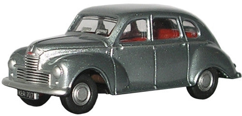 Oxford Diecast Athena Grey Jowett Javelin - 1:76 Scale