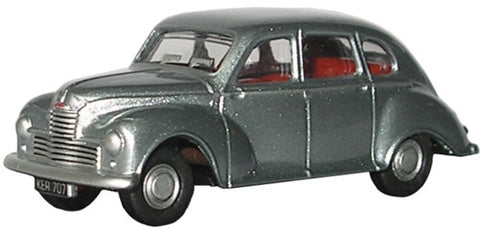 Oxford Diecast Athena Grey Jowett Javelin - 1:148 Scale