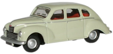 Oxford Diecast Sage Green Jowett Javelin - 1:76 Scale