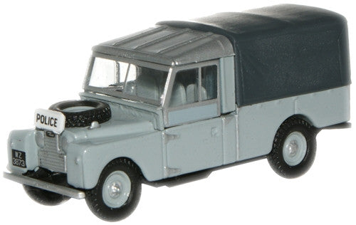 "Oxford Diecast RUC Land Rover 109"" Canvas - 1:76 Scale"
