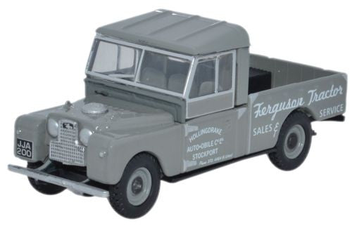 Oxford Diecast Land Rover Series 1 109 Open Ferguson Tractors - 1:76 S