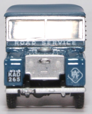 Oxford Diecast Land Rover Series I 80 Hard Top RAC
