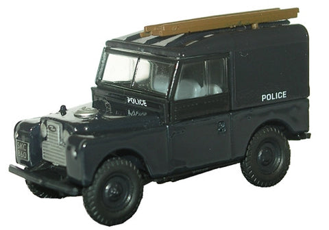 Oxford Diecast Liverpool City Police - 1:76 Scale