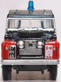 Oxford Diecast Land Rover Series II Lwb Station Wagon Royal Navy Bomb