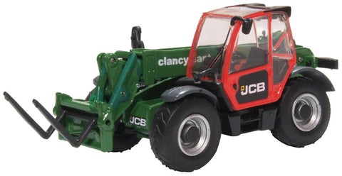 Oxford Diecast JCB Loadall Clancy Plant