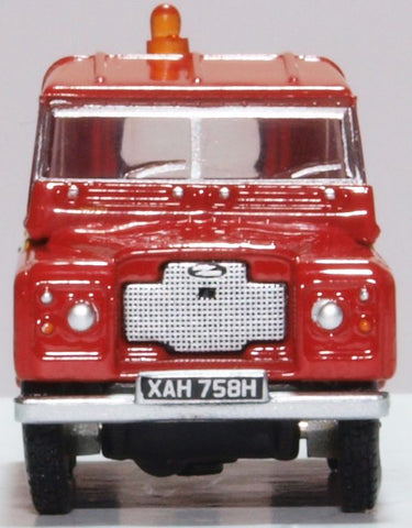 Oxford Diecast Land Rover IIA SWB Royal Mail Post Office Recovery
