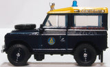 Oxford Diecast Land Rover Series 3 SWB Station Wagon HM Coastguard