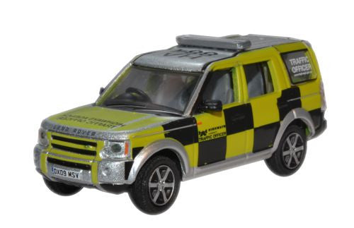 Oxford Diecast Highways Agency Land Rover Discovery - 1:76 Scale