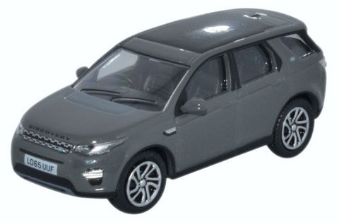 Oxford Diecast Land Rover Discovery Sport Corris Grey