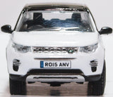 Oxford Diecast Land Rover Discovery Sport Fuji White