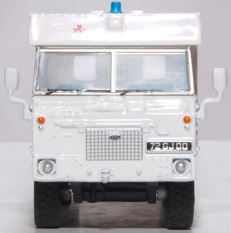 Oxford Diecast Land Rover FC Ambulance 24 Field Ambulance, Bosnia