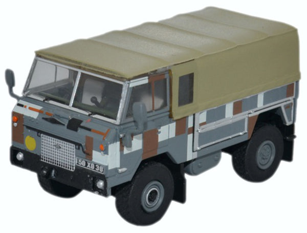 Oxford Diecast Land Rover FC GS Berlin Brigade