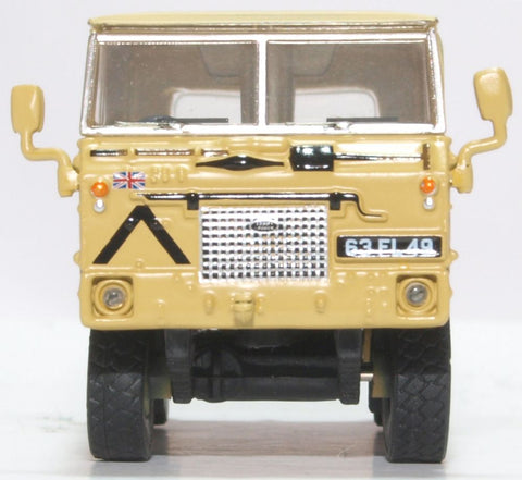 Oxford Diecast Land Rover FC GS