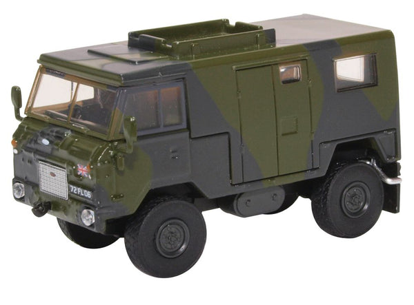 Oxford Diecast Land Rover FC Signals Nato Green Camouflage