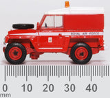 Oxford Diecast Land Rover 1/2 Ton Lightweight RAF- Red Arrows