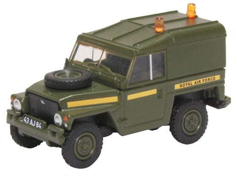 Oxford Diecast Land Rover Lightweight RAF