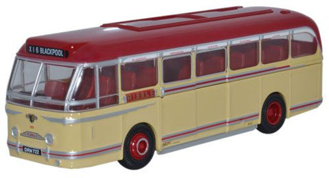 Oxford Diecast Ribble Leyland Royal Tiger - 1:76 Scale