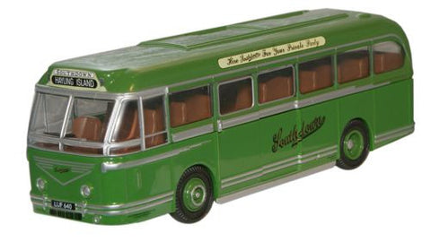 Oxford Diecast Southdown Leyland Royal Tiger - 1:76 Scale