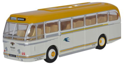 Oxford Diecast W Alexander Leyland Royal Tiger - 1:76 Scale