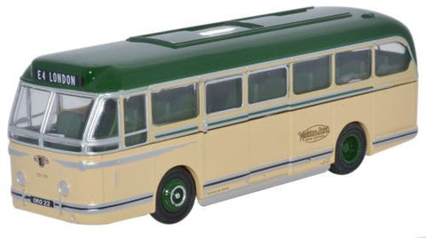 Oxford Diecast Leyland Royal Tiger Maidstone & District - 1:76 Scale