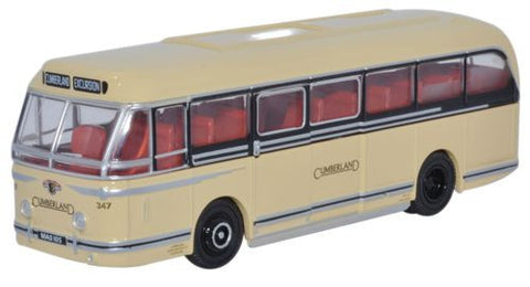 Oxford Diecast Leyland Royal Tiger Cumberland - 1:76 Scale