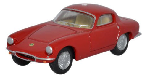 Oxford Diecast Lotus Elite Tartan Red - 1:76 Scale