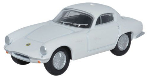 Oxford Diecast Lotus Elite Cirrus White - 1:76 Scale