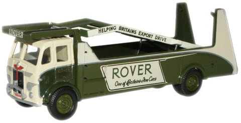 Oxford Diecast Rover Car Transporter - 1:76 Scale