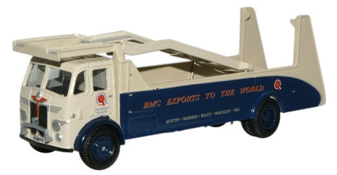 Oxford Diecast BMC Car Transporter - 1:76 Scale